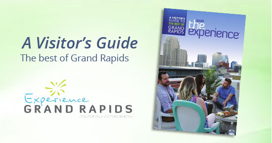 experience grand rapids visitors guide 2020