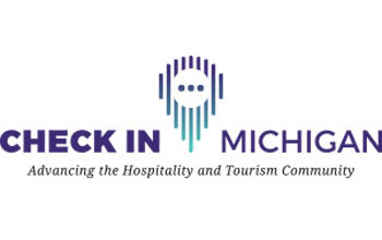 check in michigan logo